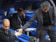 Guardiola and Mourinho 2