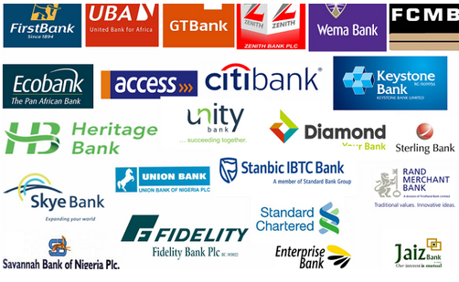 list-of-banks-in-nigeria